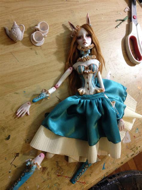 doll artwork in doll wip by cliodnafae27 on deviantart