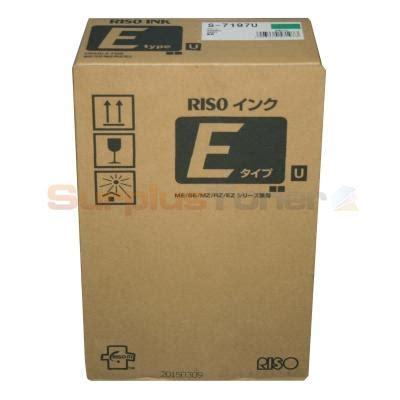 Toner Riso riso ez 200 ink green s7197u