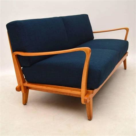 retro loveseat retro sofa bed retro sofa bed by wilhelm knoll vintage
