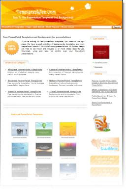 templateswise powerpoint free ppt templates at templateswise com the powerpoint blog
