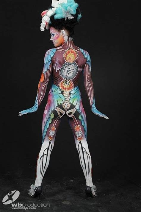 bodypainting festival paul the world bodypainting festival is quickly approaching