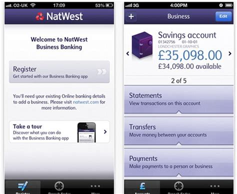 natwest mobile banking natwest and rbs customers can now text to friends