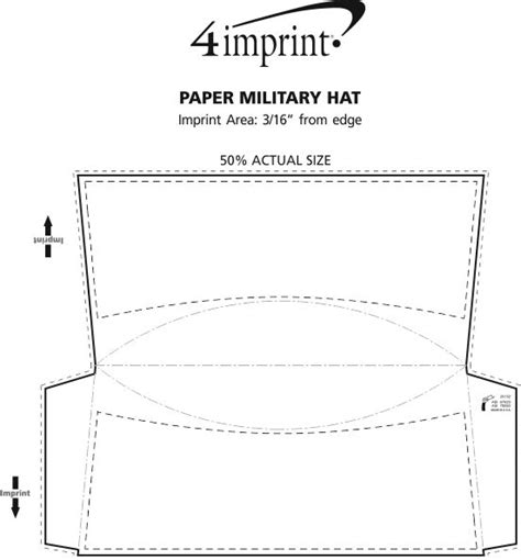 How To Make A Paper Army Hat - paper hat item no 113175 c promotional product