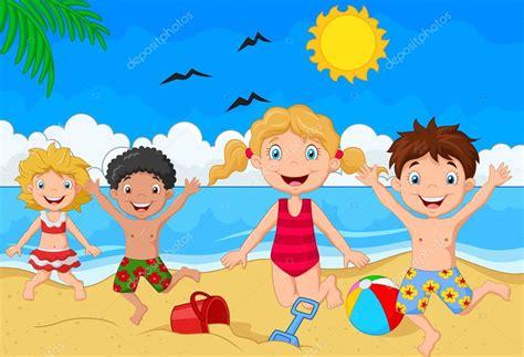 imagenes animadas verano dibujos animados de d 237 a de verano archivo im 225 genes