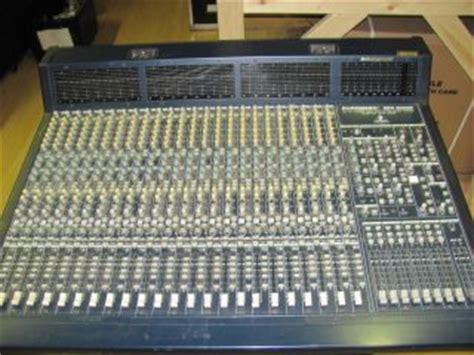 Mixer Behringer Mx 9000 behringer eurodesk mx9000 console mixer 48 24 channel mx