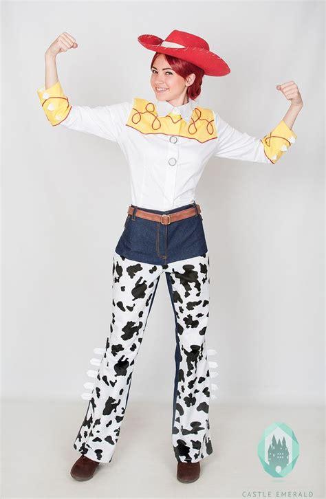 jessie cosplay adult costume toy story woody buzz