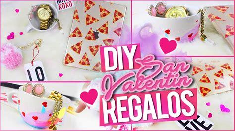 regalos para el dia de san valentin diy regalos creativos para san valentin youtube