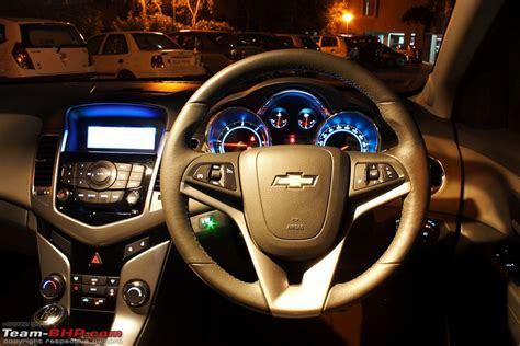 chevrolet cruze classic dashboard indian autos blog car with best cockpit team bhp