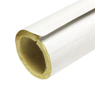 home depot pipe insulation 2 1 2 in x 3 ft fiberglass pipe insulation f16xad the