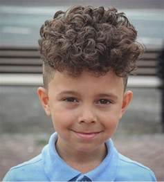 time haircut for boy with curly hair 50 cute toddler boy haircuts your kids will love