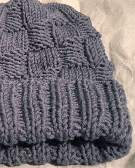 basket weave knit pragueloop unisex basketweave hat