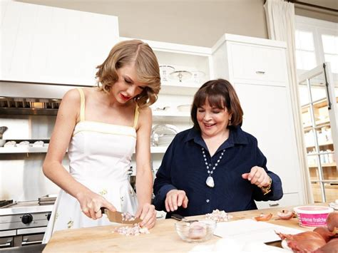 ina garten behind the scenes ina garten food network behind the scenes ina garten and taylor swift food network