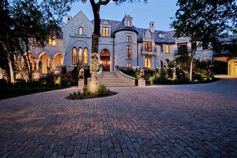 mansions in dallas the unique m mansion from dallas texas