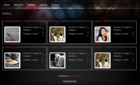 tutorial website gallery build a joomla photo gallery website by yourself