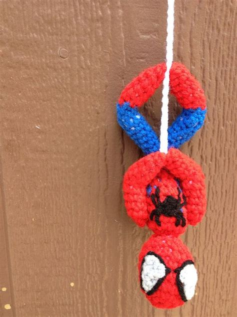 spiderman pattern crochet 22 best images about crochet spiderman on pinterest