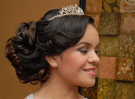 Quinceanera Updo Hairstyles by Quinceanera Updo Hairstyles Fade Haircut