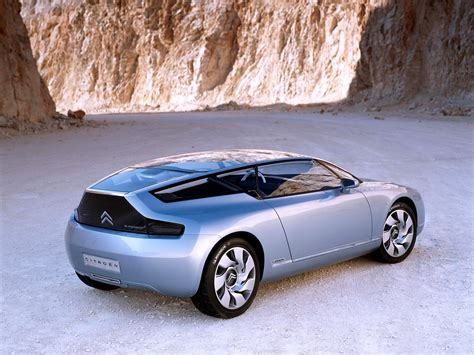 Citroen Concept Cars by Citro 235 N C Airdream Concept 2002 Concept Cars