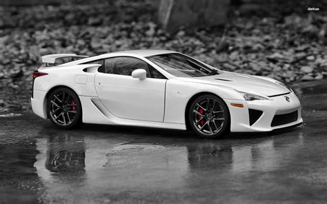 lexus lfa white wallpaper lexus lfa wallpaper car wallpapers 28150