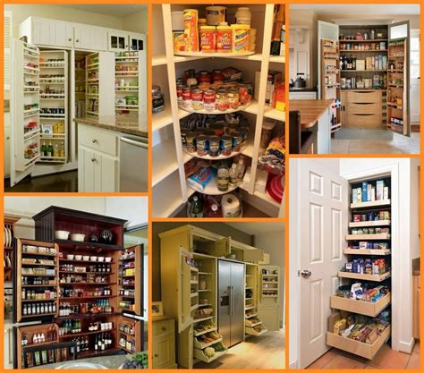 Pantry Furniture by Pantry Cabinet Ideas