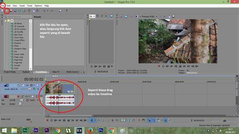 membuat opening video dengan sony vegas punyaku blog cara membuat efek slow motion dengan sony