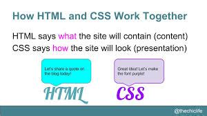 html layout meaning validate your web page or not what is html and css