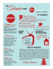 infographic christmas letter the mom creative