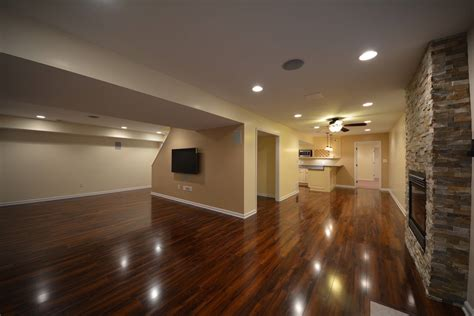 types of basement ceilings rooms