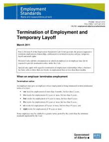Termination Letter Sample Layoff 10 Best Images Of Temporary Layoff Notice Template