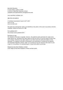Ccslc Modern Languages Syllabus Specimen Paper