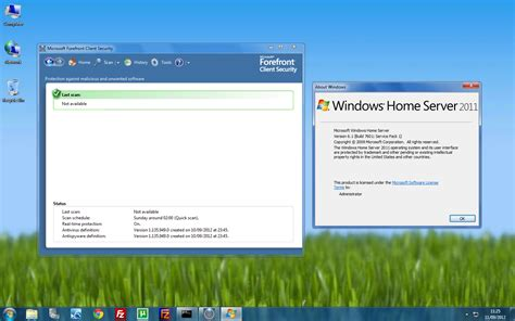 forefront installation on windows home server matt hill