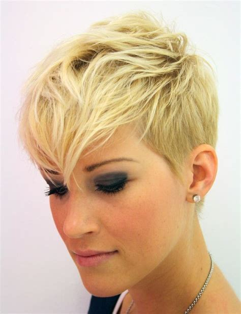 how to cut female hair with short sides and long top 29 cool short hairstyles for women 2015 pretty designs