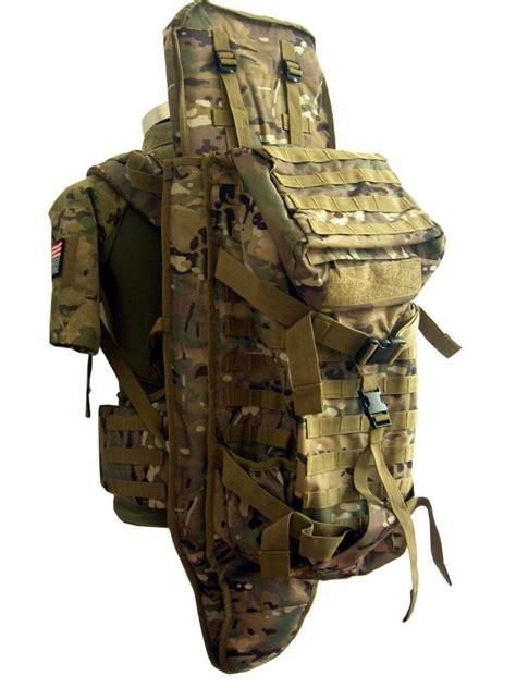 united military baggage معدات القناص الامريكي 2012