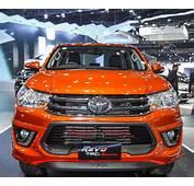 2016 All New 2017 Toyota Hilux Revo Thailand Pickup Truck