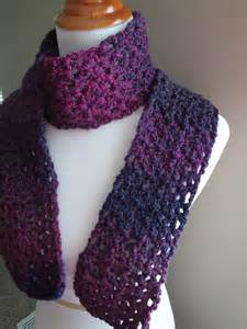 Easy Crochet Infinity Scarf Pattern For Beginners Free And Easy Crochet Scarf Patterns For Beginners