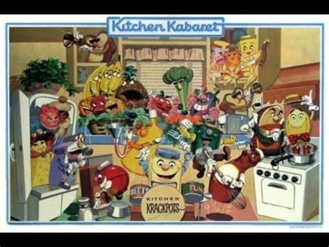 dvt vintage disney epcot center kitchen kabaret 1986