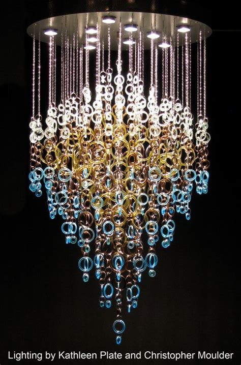 How To Make A Glass Bottle Chandelier 17 Best Images About Fused Glass Lighting On Glass Ls And Wine Bottle Chandelier