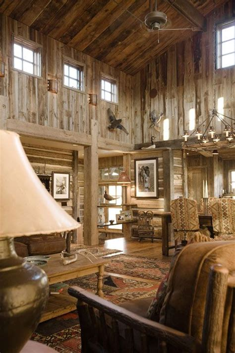 pole barn home interior 1000 images about rustic on pinterest stove barn
