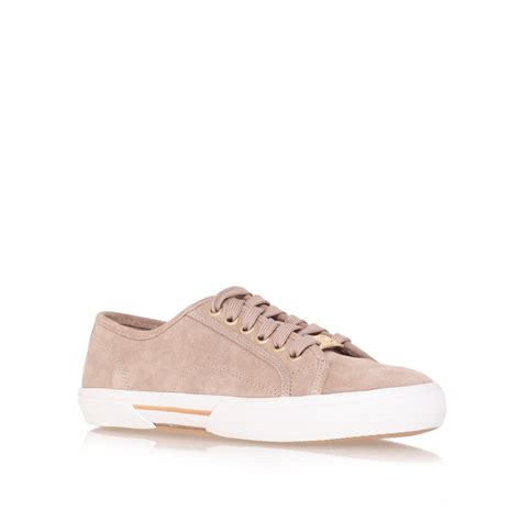 michael kors shoes michael michael kors boerum sneaker in brown for