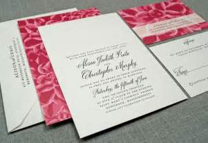 wedding invitation ideas do it yourself wedding invitations ideas