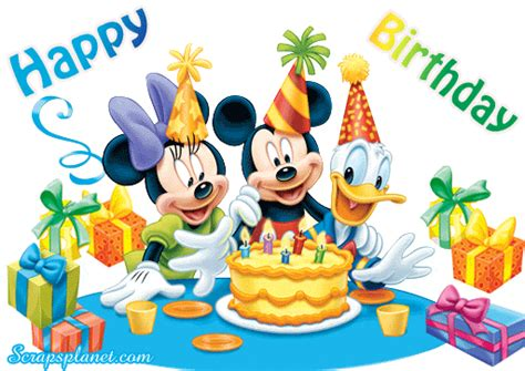 Animated Child Birthday Card 27 Happy Birthday Wishes Animated Greeting Cards