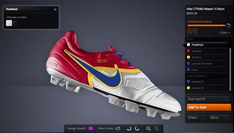 make your own football shoes nike id soccer