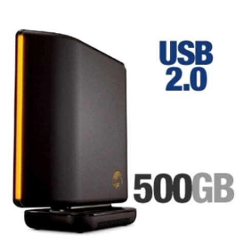 Seagate Freeagent Desk 500gb by Buy The Seagate Freeagent Desktop 500gb Drive At