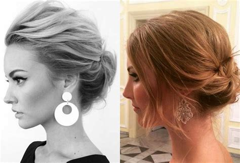 Cute Short Hair Updo Hairstyles You Can Style Today   Hairdrome.com
