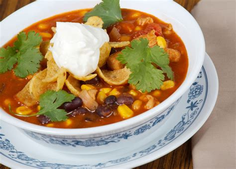 10 Easy High Protein Low Fat Vegetarian Bean Soups To Try