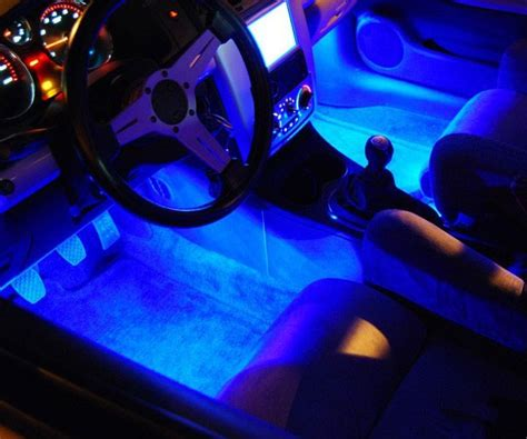 Interior Lights For Cars by Car Interior Lighting Kit Trays The And Glow