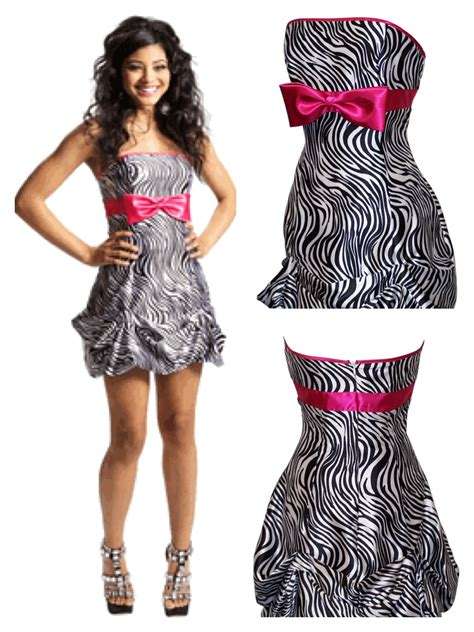 Zebra Dress zebra print dresses 2014 designs for