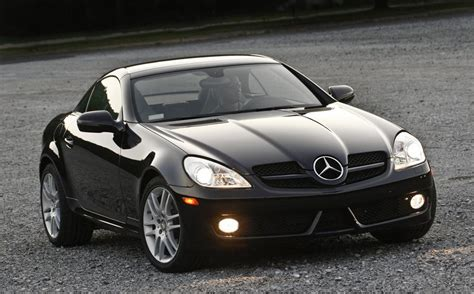 car mercedes 2010 2010 mercedes slk class and information
