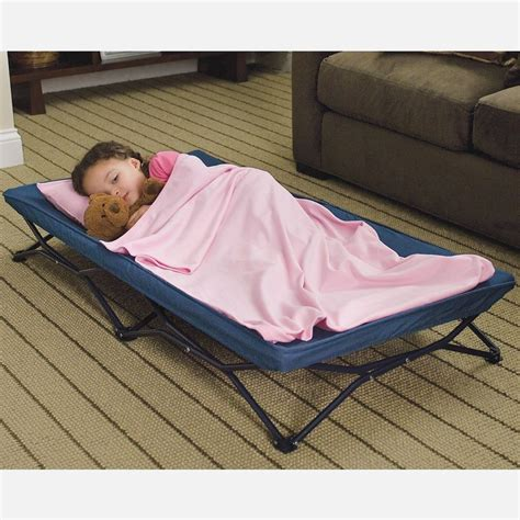 travel bed travel beds for toddlers make your kids outdoor