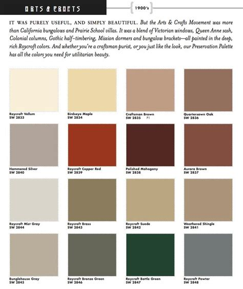 europe house color palette 17 best ideas about craftsman exterior colors on pinterest