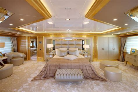 yacht bedroom master bedroom inside a yacht luxury yachts interior